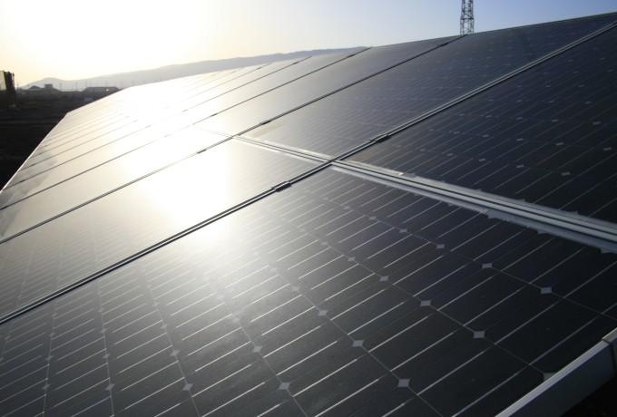Heizen mit Sonnenenergie