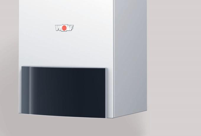 Wolf Heiztherme CGB-20: Gasbrennwerttherme mit sehr hoher Energieeffizienz